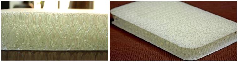 3D sandwich Panels